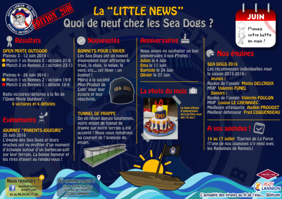 Little News Juin 2016